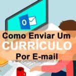 Como Enviar Currículo Por Email